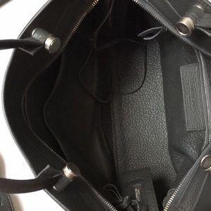 Balenciaga Bags - Balenciaga Blackout City AJ Handbag Leather